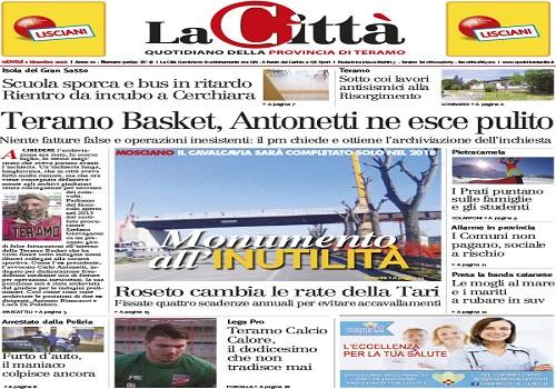 Martedi 4 Aprile Lfc Bonolis Teramo Sul Quotidiano La Citta